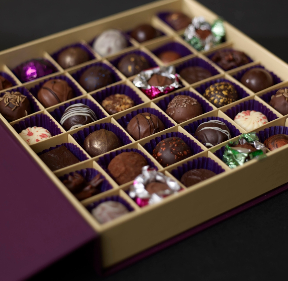 box of chocolates
