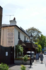 Maids of Honour Tearooms lo