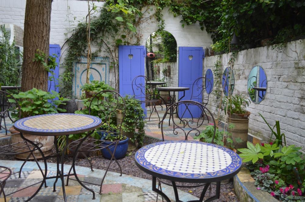 MaRococo Garden_Sandra Lawrence